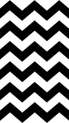black and white zigzag chevron pattern iphone 6/ 6s plus background wallpaper