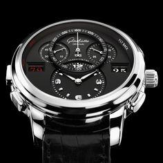 Glashutte Original PanoMaticCounter XL Mens Watch Model #: 96-01-02-02-04