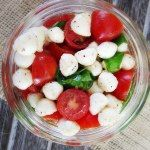 picnic like caprese salad      Just added my InLinkz link here: http://bitzngiggles.com/2015/05/100-delicious-summer-bbq-recipes.html