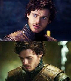 I love you. Robb Stark