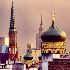 Catholic and Orthodox Church Beauty Around The World, Around The Worlds, The Places Youll Go, Places To Go, Poland Cities, Poland Travel, Historical Monuments, Central Europe, Kirchen