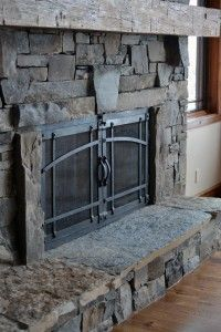 19 Best Fireplace Screens And Accessories Images On Pinterest