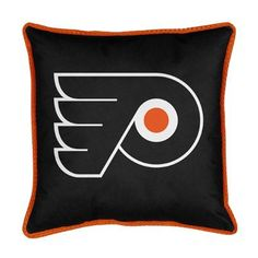Philadelphia Flyers Dec Pillow.