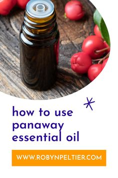 Need tips for using panaway? This post is super helpful. She goes through all the oils that make up the blend and gives you a bunch of helpful ways to use it. Panaway Oil, Panaway Essential Oil, Natural Essential Oils, Young Living Essential Oils, Essential Oil Blends, Natural Oils, Reflexology, Healthy Living Tips, Natural Living
