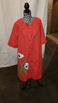 "RePurpose Shop — ""Models Coat"" Vintage Housecoat | Robe"