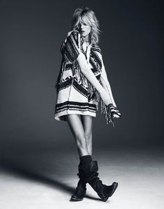 Anja Rubik Fronts Free People July Catalogue | Fashion Gone Rogue: The Latest in Editorials and Campaigns