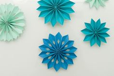 How to create Paper Medallions