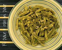 Caserecce con Crema di Carciofi, Salsiccia e Pinoli