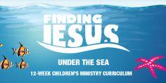 Children\\'s Ministry Curriculum