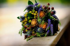 Flowers by Petal and Kettle  Pictures by Heydemann Photography