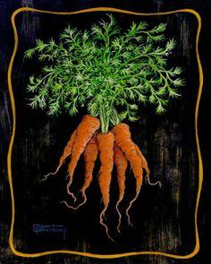 Zanahoria (Janet Kruskamp)