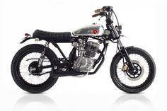 Modif Honda tiger 2012 dengan Jap style