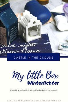"""Die My little Box """"Winterlichter""""- Eine Box voller Produkte für die kalte Jahreszeit!"""