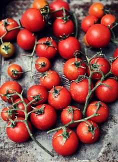 cherry tomatoes? yes please!