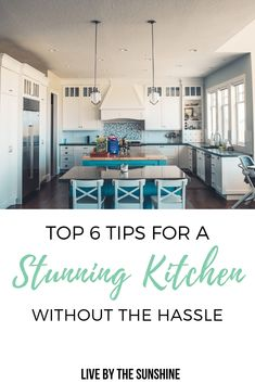 Your kitchen can be transformed into a stunning haven you're after and these tips can help you acheive that without the hassle! Interior Design Inspiration, Decor Interior Design, Interior Decorating, Vinyl Window Trim, Work From Home Opportunities, Need A Vacation, Kitchen Remodel, Diy Home Decor, About Me Blog