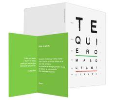 Iphone (verde) - #felicitación de #SanValentín