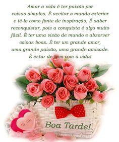 Boa Tarde Amor
