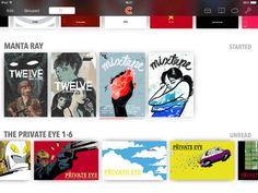 Chunky Comic Reader Michael Ferenduros 만화책 리더