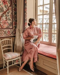 """Aida Đapo Muharemović on Instagram: """"Staying at La Mirande @la_mirande is a journey back through two centuries of exquisite French decorative arts specially when working with…"""" Idda Van Munster, Pin Up Girls, Life Is Good, Art Decor, Journey, French, Instagram, French People, Life Is Beautiful"""