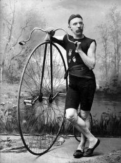 """Senator"" Morgan. Six day champion :: History Colorado 1880-1890"
