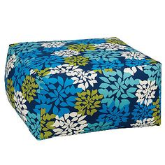 Outdoor Pouf Cover | The Company Store