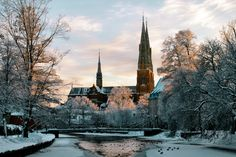 Uppsala - Sweden (by James Losey)