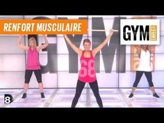 Exercice musculation avec baton - Renfort musculaire 66 - YouTube