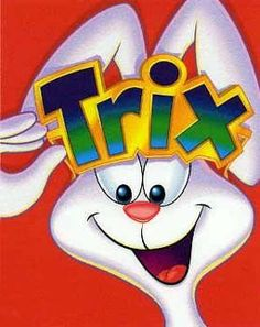 Trix Cereal is NOT just for Kids
