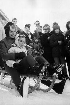 1966. #JackieKennedy