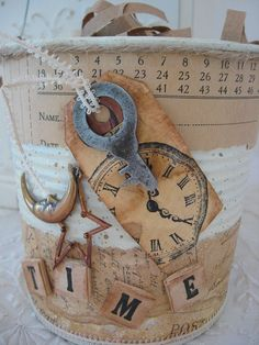 Time...Time....who's got the time?!!?!