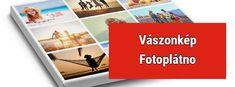 Vászonképek, fényképnyomtatás, esküvői értesítők, cad, plakettek, diplomamunkák, naptárak, fotófüzetek, mágnesek, fotókönyv. Minden, Magazine Rack, Polaroid Film, Studio, Studios
