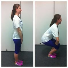 Do you know why you squat? or how to?Keep it simpElle: Perfect Form: Squats