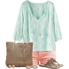 Girly by cindycook10 on Polyvore