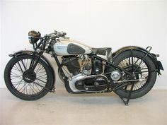 1936 Sarolea 36-S6 600cc OHV