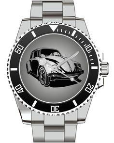 Retro Auto Kult - KIESENBERG ® Uhr 2515 von UHR63 auf Etsy
