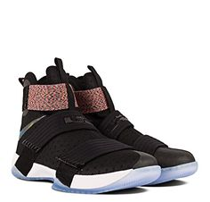 7ca270dac7d Nike Men Lebron Soldier 10 black blackcosmic purplehyper jade Size 95 US      Check this awesome product by going to the link at the image.