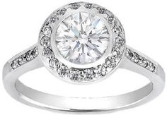 #mdcdiamonds.com          #ring                     #Engagement #Ring #Round #Diamond #Cathedral #Halo #Bezel #Engagement #Ring #0.35 #tcw. #White #Gold #ES346BR                     Engagement Ring - Round Diamond Cathedral Halo Bezel Engagement Ring 0.35 tcw. In 14K White Gold - ES346BR                                                  http://www.seapai.com/product.aspx?PID=826967