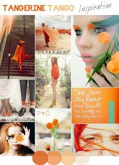 lots of tangerine tango#mirabellabeauty #tangerine #tango