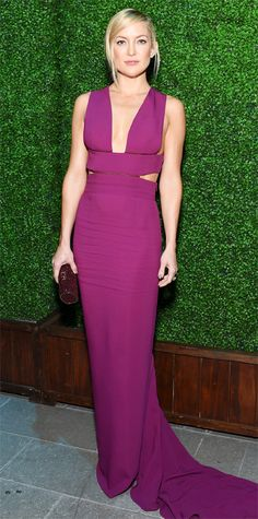 Look of the Day - November 10, 2014 - Kate Hudson in Stella McCartney from #InStyle