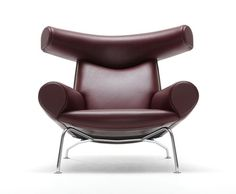 Mid-Century Modern Freak | The Oxchair by Hans Wegner was launched in 1960....