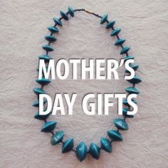 Get her something unique for Mother's Day! The gift that gives back! http://biggerthanbeads.storenvy.com/