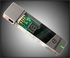 IronKey S200 USB Drive Usb Drive, Usb Flash Drive, Tech, Design, Bohemian, Technology
