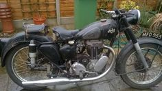 1952 ajs model For Sale Vintage Bikes, Barn Finds, Motorbikes, Motorcycles, Classic, Car, Antique Bicycles, Derby, Vintage Motorcycles