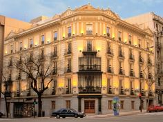 Madrid Adler Hotel Spain, Europe Adler Hotel is a popular choice amongst travelers in Madrid, whether exploring or just passing through. Featuring a complete list of amenities, guests will find their stay at the property a comfortable one. Facilities like free Wi-Fi in all rooms, 24-hour room service, Wi-Fi in public areas, valet parking, car park are readily available for you to enjoy. Guestrooms are designed to provide an optimal level of comfort with welcoming decor and som...