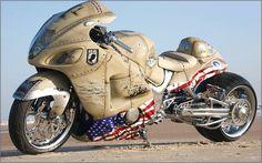 The 42 Best Custom Sport Bikes by DrivenByChaos - Custom Motorcycles & Classic Motorcycles - BikeGlam Suzuki Hayabusa, Custom Street Bikes, Custom Sport Bikes, Moto Bike, Motorcycle Bike, Moto Fest, Honda, Motorcycle Wallpaper, Futuristic Motorcycle