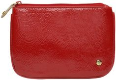 Stephanie Johnson Medium Flat Pouch-Malibu Red by Stephanie Johnson. $33.00. Ultra-sleek medium size flat pouch provides hassle-free storage for hair ties, band-aids, makeup essentials and even jewelry.
