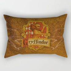 Gryffindor Rectangular Pillow