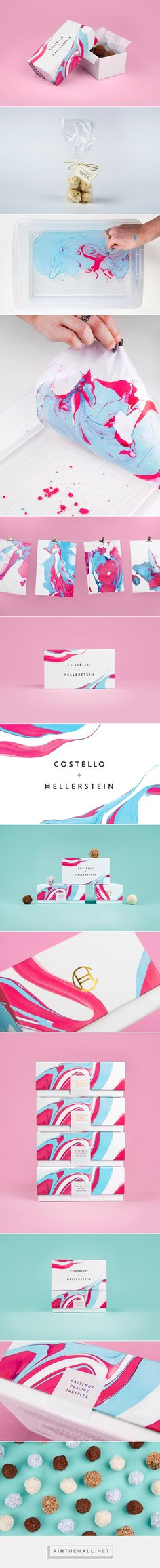 Packaging for Costèllo & Hellerstein by Robot Food — BP&O - created via http://pinthemall.net