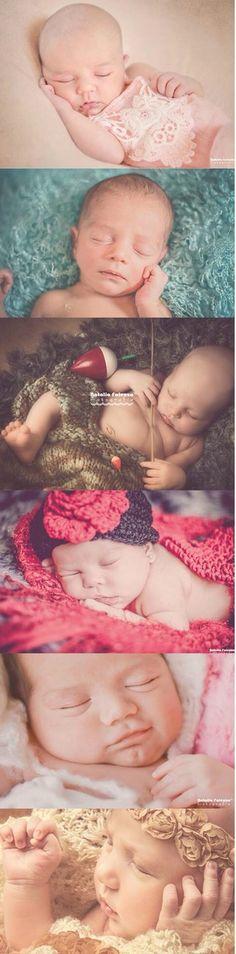 Baby - Newborn - Recién nacido Argentina.  Natalia Faienza Fotografía.