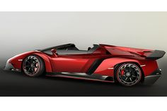Introducing: Lamborghini Veneno Roadster